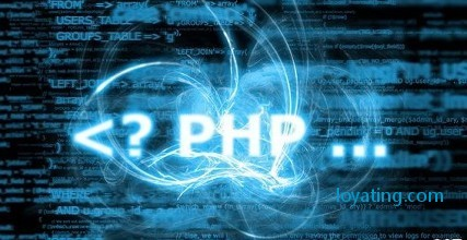 PHP,loyating